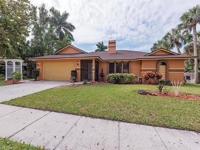 Naples Single Family Home For Sale: 2474 Outrigger Ln