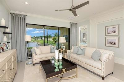Fort Myers Single Family Home For Sale: 11777 Meadowrun Cir