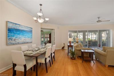 Naples Single Family Home For Sale: 385 Sea Grove Ln #7-102