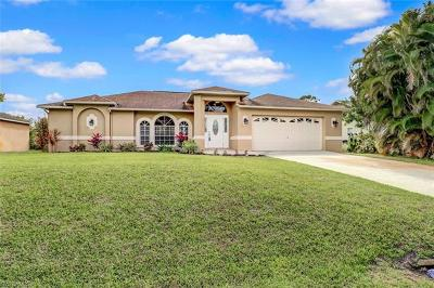 Fort Myers Single Family Home For Sale: 9052 Caloosa Rd