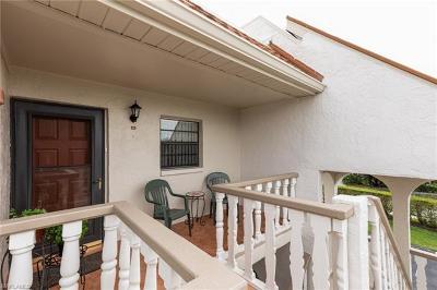 Bonita Springs Condo/Townhouse For Sale: 9395 Pennsylvania Ave #42