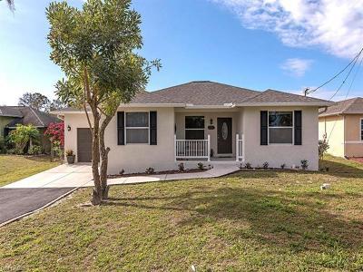 Naples Single Family Home For Sale: 3260 NE 31st Ave