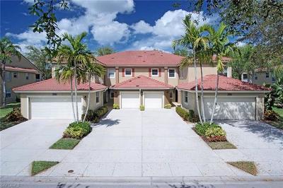 Naples Condo/Townhouse For Sale: 6825 Huntington Lakes Cir #101