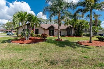 Fort Myers Single Family Home For Sale: 2301 Ivy Ave