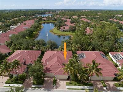 Naples Single Family Home For Sale: 1745 S Tarpon Bay Dr #54
