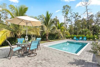 Naples Single Family Home For Sale: 4641 NW 7th Ave