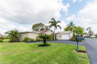 Single Family Home For Sale: 3275 Boca Ciega Dr #D-49