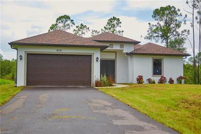 Naples Single Family Home For Sale: 6751 N Everglades Blvd