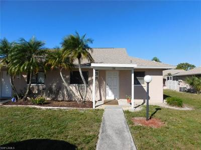 Bonita Springs Single Family Home For Sale: 27670 South View Dr #136