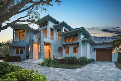Marco Island, Naples Single Family Home For Sale: 4201 Crayton Rd