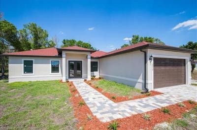 Naples Single Family Home For Sale: 3515 Randall Blvd
