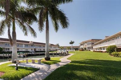Marco Island Condo/Townhouse For Sale: 850 Palm St #C15