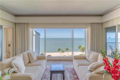 Naples Condo/Townhouse For Sale: 1285 N Gulf Shore Blvd #8C