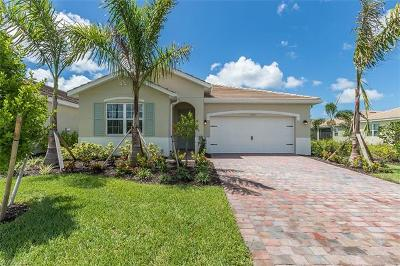 Fort Myers Single Family Home For Sale: 15031 Cortona Way