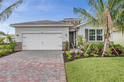 Fort Myers Single Family Home For Sale: 15001 Cortona Way