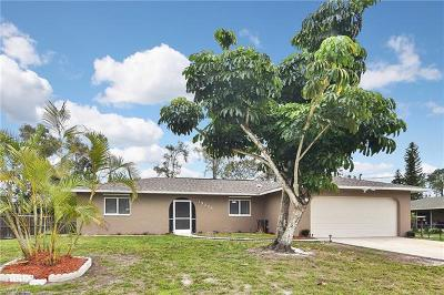Fort Myers Single Family Home For Sale: 19225 W Murcott Dr