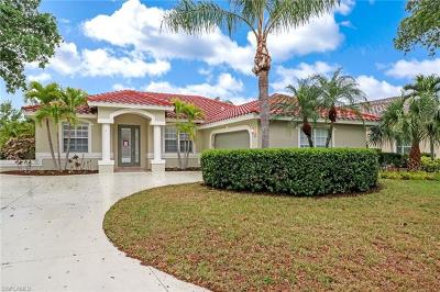 Naples Single Family Home For Sale: 10867 Fieldfair Dr
