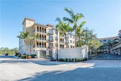 Estero Condo/Townhouse For Sale: 8001 Via Monte Carlo Way #205