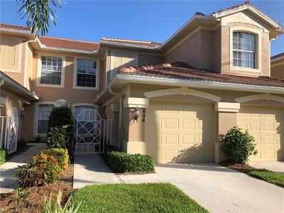 Estero Condo/Townhouse For Sale: 23570 Wisteria Pointe Dr #606