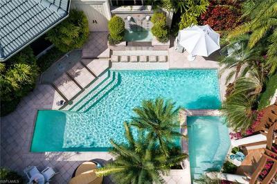 Naples Single Family Home For Sale: 1754 York Island Dr