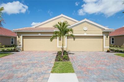 Fort Myers Single Family Home For Sale: 4373 Dutchess Park Rd