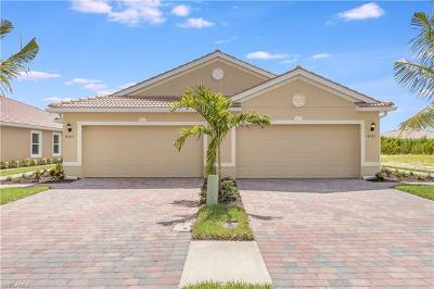 Fort Myers Single Family Home For Sale: 4387 Dutchess Park Rd