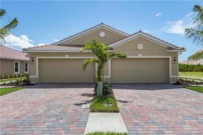 Fort Myers Single Family Home For Sale: 4391 Dutchess Park Rd
