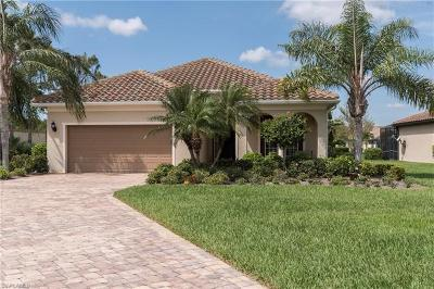 Fort Myers Single Family Home For Sale: 11126 Laughton Cir