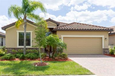 Fort Myers Single Family Home For Sale: 2871 Via Piazza Loop