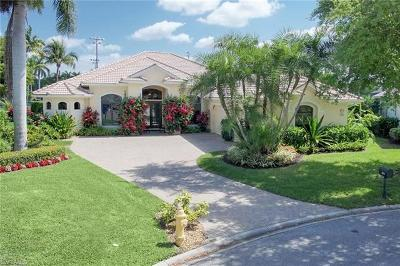Naples Single Family Home For Sale: 5228 E Old Gallows Way