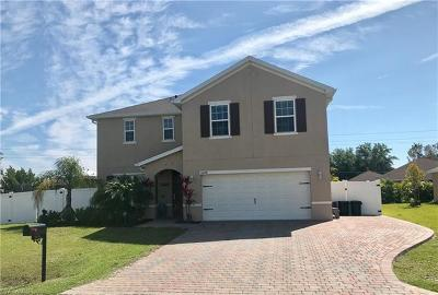Bonita Springs Single Family Home For Sale: 26749 Saville Ave