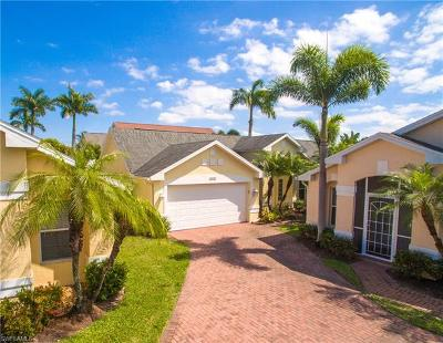 Naples Single Family Home For Sale: 3520 Magenta Ct #14