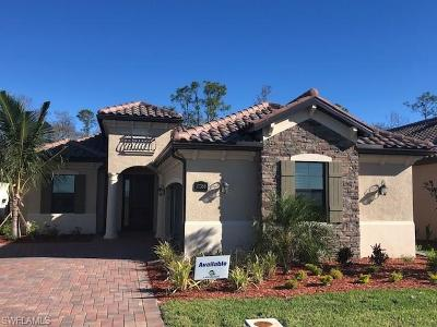 Bonita Springs Single Family Home For Sale: 17350 Galway Run
