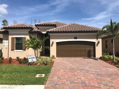 Bonita Springs Single Family Home For Sale: 17400 Galway Run