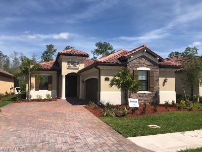 Bonita Springs Single Family Home For Sale: 17420 Galway Run