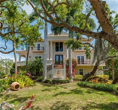 Marco Island Single Family Home For Sale: 355 Gumbo Limbo Ln
