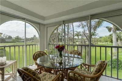 Naples Condo/Townhouse For Sale: 1055 Forest Lakes Dr #E-210