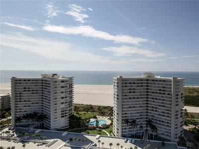 Marco Island Condo/Townhouse For Sale: 260 Seaview Ct #1606