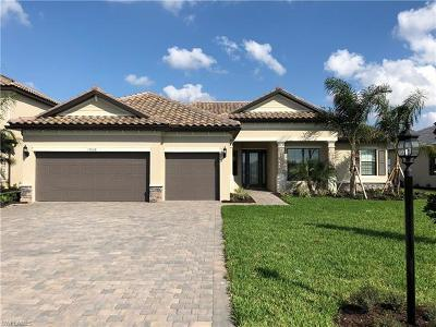 Estero Single Family Home For Sale: 19008 Elston Way