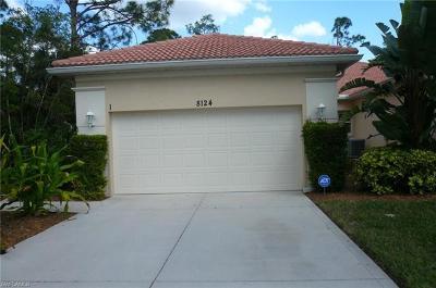 Naples Single Family Home For Sale: 8124 Sanctuary Dr #55-1