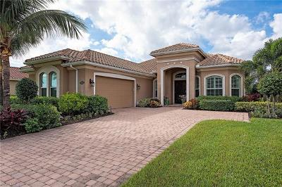 Naples Single Family Home For Sale: 9343 Chiasso Ct