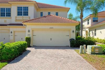 Fort Myers Single Family Home For Sale: 17476 Old Harmony Dr #202