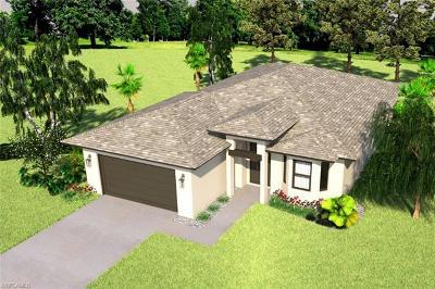 Bonita Springs Single Family Home For Sale: 4040 Mariner Ln