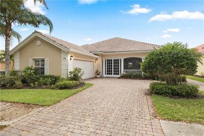 Single Family Home For Sale: 7672 Sicilia Ct Ct
