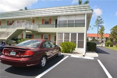 Naples FL Condo/Townhouse For Sale: $119,500