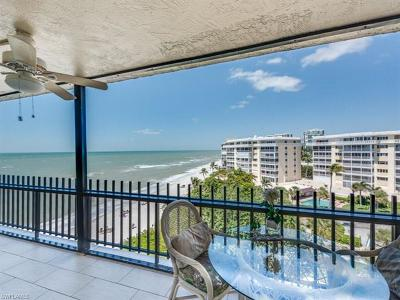 Naples Condo/Townhouse For Sale: 3399 N Gulf Shore Blvd #711