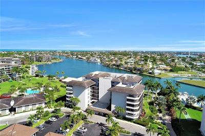 Marco Island Condo/Townhouse For Sale: 693 Seaview Ct #A-609