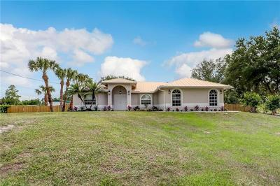 Naples Single Family Home For Sale: 2640 SE 8th Ave