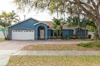 Fort Myers Single Family Home For Sale: 1466 Winkler Ave