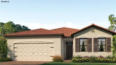 Cape Coral Single Family Home For Sale: 3085 Amadora Cir